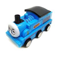 Mainan Lokomotif Robot Thomas Train Light and Sound