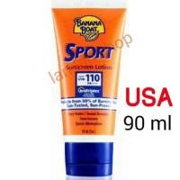 Best Banana Boat Sport Sunscreen Sunblock sun screen block SPF 110 90