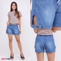 Celana Pendek Wanita//Hotpants 2/3 Polos//Hotpants 2/3 JSK All Size