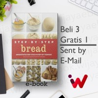 Step-by-Step Bread (DK Publishing)