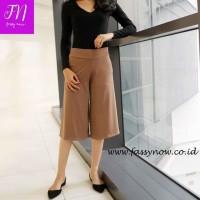 Promo Celana 7/8 Kulot Jersey Murah & Kualitas Super