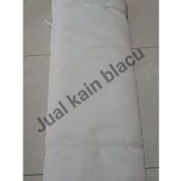 Kain blacu / belacu / blaco per roll (40 meter)