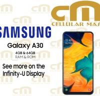 Samsung Galaxy A30 4/64 RAM 4GB ROM 64GB GARANSI RESMI SEIN