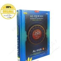 Al-Quran Al-HIJR A5 Terjemah Perkata Sambung Transliterasi
