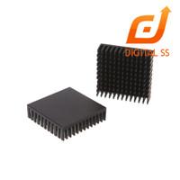 Heatsink 40x40x11mm BLACK Radiator Peltier TEC1-12706 40x40x11 mm