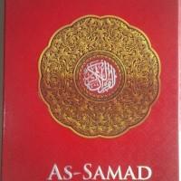 Al-Quran Tajwid Warna Tanpa Terjemah As-Samad A5