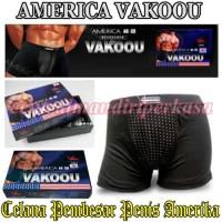 Celana dalam magnetic pria boxer kesehatan magnetic america vakoo