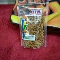 Cemilan/Makanan Snack Ikan Cetol