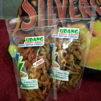 Cemilan/ Makanan Snack Ikan Udang Crispy