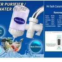0482 Transparan Water Purifier SWS filter penyaringan air kran