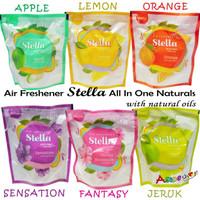 Stella Air Freshner All In One Gantung DAPAT 4 (Varian campur)