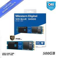 SSD WD Blue 500GB SN500 M.2 NVMe