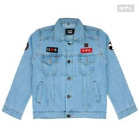 Jaket Jeans Denim AUZORA JAPAN - Outerwear - Jaket