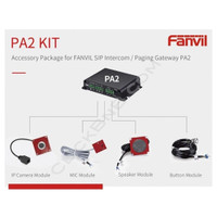 Fanvil PA2-KIT - Accessory module for Fanvil PA2 SIP Paging Gateway