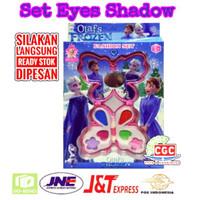 Mainan Make Up Frozen Eyes Shadow WJ002 Kosmetik anak SNI