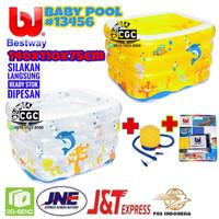 Bestway Baby Pool #13456 Gratis Neckring SNI Kolam Spa