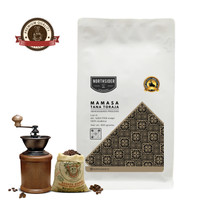 BIJI KOPI ARABIKA TORAJA MAMASA SEMIWASHED - 500GR NORTHSIDER COFFEE