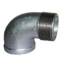 1/2 inch Street elbow galvanis