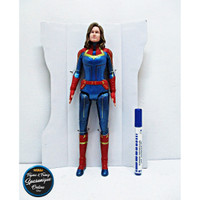 Action Figure Captain Marvel (Carol Danvers) Avengers End Game
