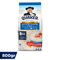 Quaker Quick Cooking Oatmeal 800 Gr