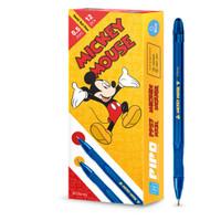 [12PC BIRU] Pipo Mickey disney PPS7 MKBL Karakter Mickey Mouse License