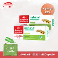 2 Natur-E 100 IU Soft Capsule