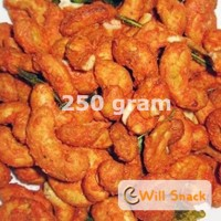 Kacang Mede Thailand Mete Pedas 250 gram 1/4 kg