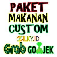 Paket Makanan Custom Sesuai Pilihan dan Pesanan Customer ZilkyID