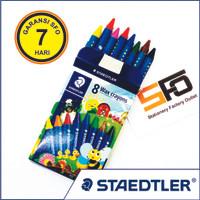 Crayon Wax Staedtler Luna isi 8