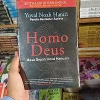 BUKU HOMO DEUS