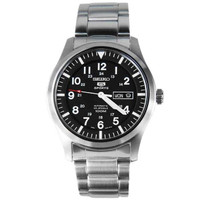 Seiko 5 Sports SNZG13K1 Automatic Military SNZG13 Stainless Bracelet