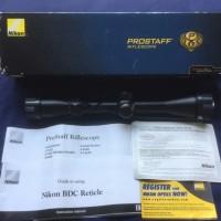 Nikon riflescope 3-9 X 40 Philipines