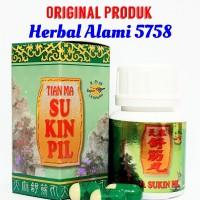 Tian Ma Su Kin Pil - Obat Rematik - Pegal Linu - Nyeri Sendi & Otot