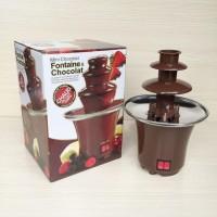 ORI Chocolate Fondue Fountain / Mesin Mini Coklat Air Mancur SSJZ