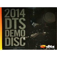 DTS Demo Disc 2014 - Blu-Ray Disc