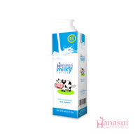 HANASUI HAND BODY LOTION MILKY