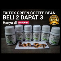 Harga sw 2198 promo exitox green coffee bean pelangsing alami beli   antitipu.com