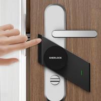 Xiaomi Sherlock M1 Smart Door Lock Home Keyless Fingerprint Kunci Pntu