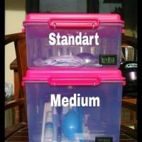 Harga drybox dry box with hygrometer ukuran medium untuk camera dslr   antitipu.com