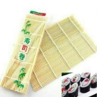 HOT SALE Sushi Bamboo Roll Mat / Tikar Pengguling Sushi Terjarmin