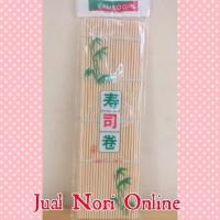 HOT SALE Tikar penggulung sushi makisu. sushi roller. bamboo sushi mat