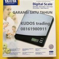 HOT SALE Tanita KD-811 Timbangan Digital untuk Dapur dan Kue - 5 kg -