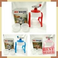 Ice Shaver BB002 / Serutan Es Manual BB002 / Mesin Parut Es Manual