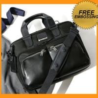 TUMI Business Bag Albany Slim Commuter Brief - mirror grade