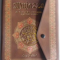 Al-Quran Per Juz Mujazza Terjemah Ayat Pojok Garis B5