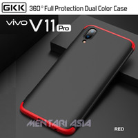 Hardcase VIVO V11 PRO - LUXURY Dual Color Full Protection