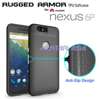 Softcase NEXUS 6P - Anti Slip Rugged Armor TPU