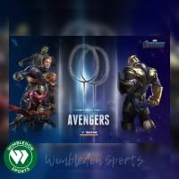 Raket Badminton VICTOR Marvel Avengers Limited / Raket Victor Avengers