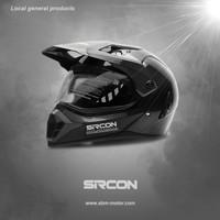 Helm Sircon Supermoto Deep Original