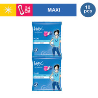 Kotex Maxi Non Wing Renceng (1 x 10pcs )